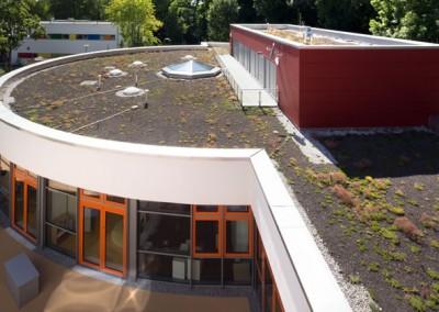 Gebäude SVE (Kindergarten)