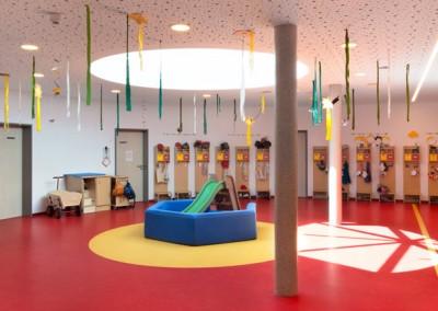 Spielflur Kindergarten
