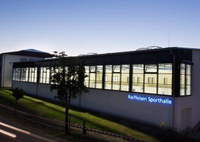 Dreifachsporthalle Nandlstadt