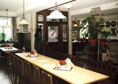 Gaststättenbereich